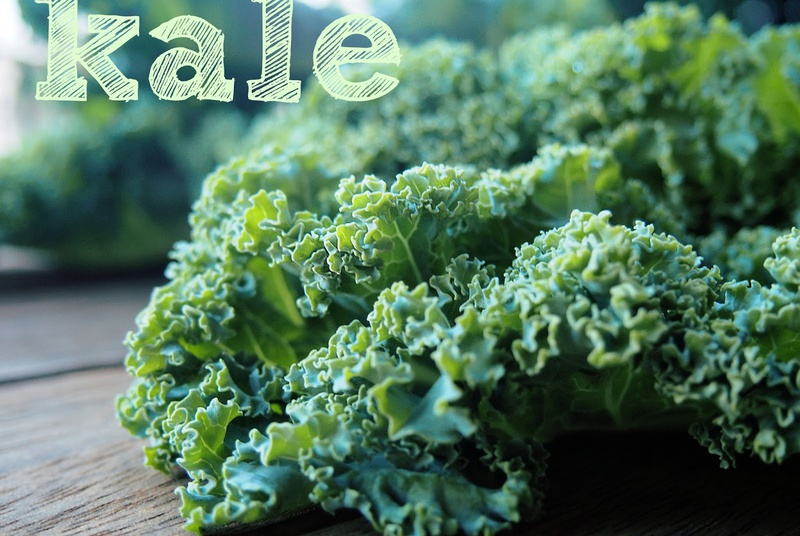 5 Ways To Embrace The Almighty Kale!