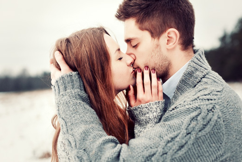 8 Health Benefits Of Kissing