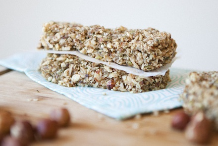 Protein Power Bars (Recipe)