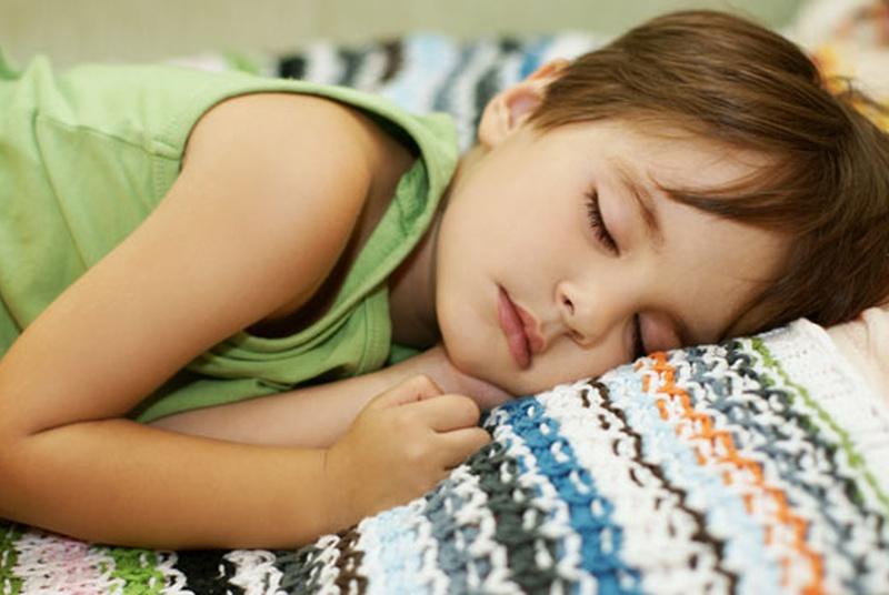 Surprising Nutrient That Helps Kids Sleep