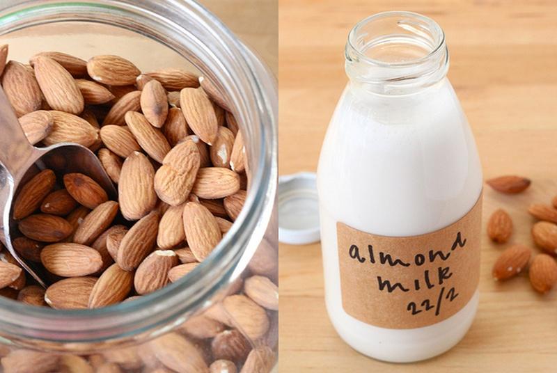 Homemade Almond Milk, Simple As 1, 2, 3! (Recipe & Video)