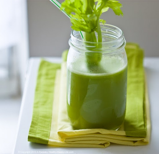 Add a green juice to your day